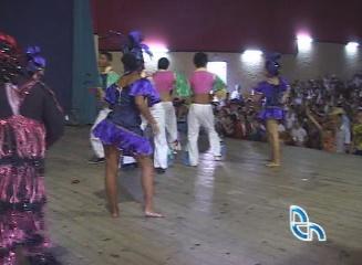FIESTA DE LA DANZA CAIBARIEN 2011